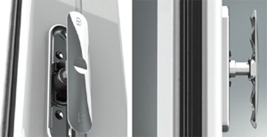 aluminium bifolding door handle